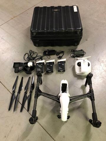 Pre-Owned DJI Inspire 1 with X3 Camera
