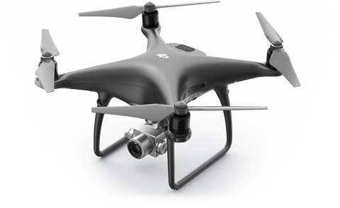 DJI Phantom 4 Pro Plus Obsidian Edition Quadcopter with 5.5 Screen
