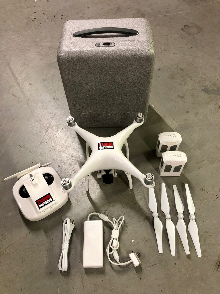 Pre-Owned DJI Phantom 4 with 2 Batteries