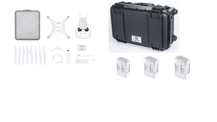 CrossFlight DJI Phantom 4 Pro V2 Package