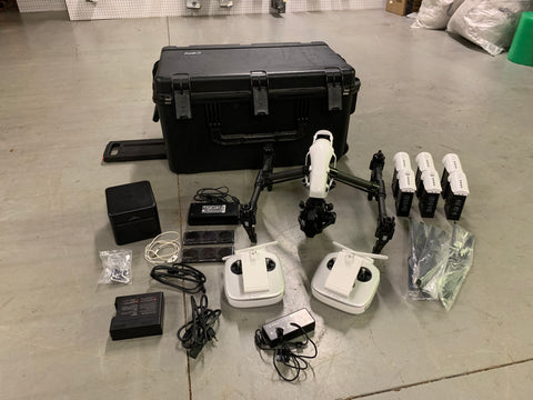 Pre-Owned DJI Inspire 1 v2 with X5 Camera