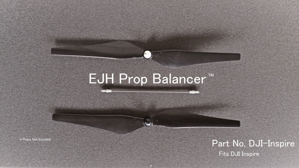 PRECISION PROP BALANCING ROD for DJI INSPIRE 1/Walkera RUNNER 250 - Carolina Dronz - 1