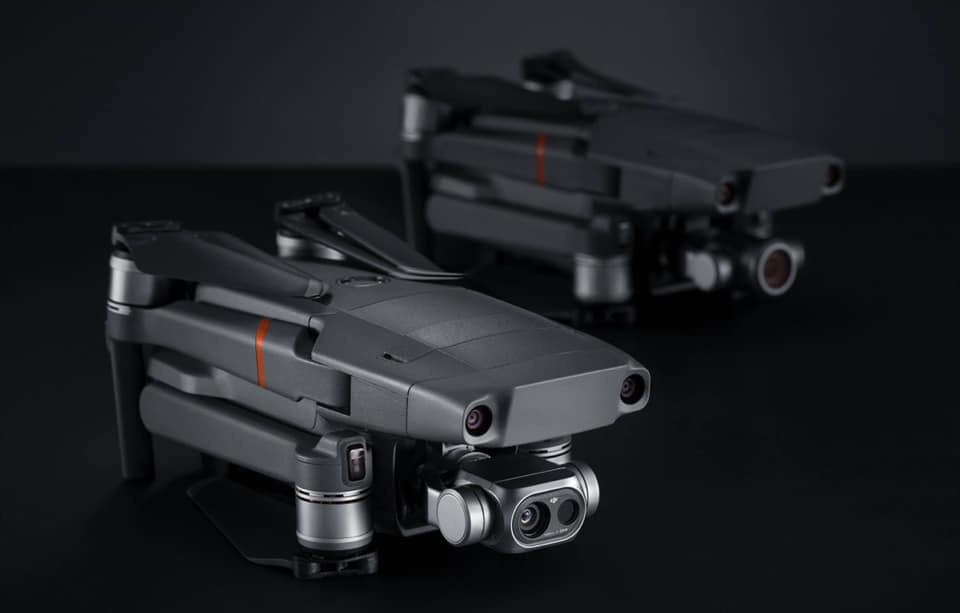 DJI Mavic 2 Enterprise FLIR Dual with Smart Controller