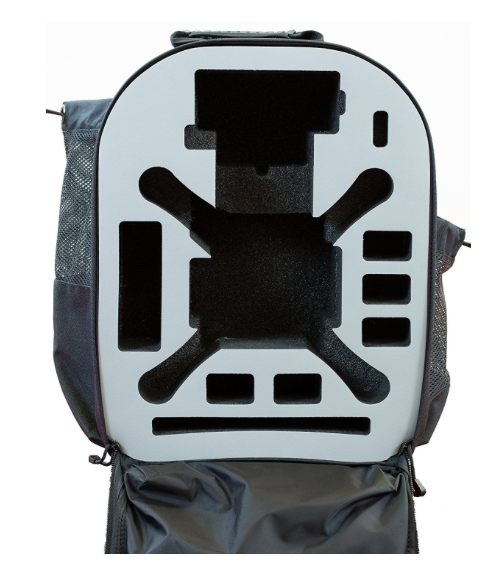 Fearless BackPack for DJI Phantom 3 Standard, Advanced, Professional - Carolina Dronz - 4