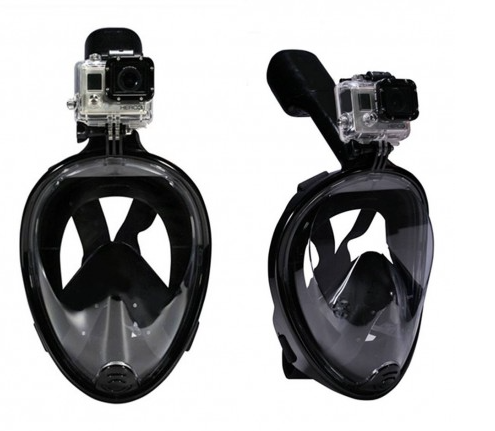 FREEWELL EASY SNORKELING MASK - Carolina Dronz - 1