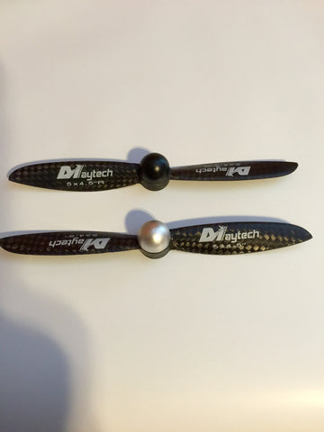 Maytech 250mm Quadcopter 0545 Carbon Fiber propellers - Carolina Dronz - 1