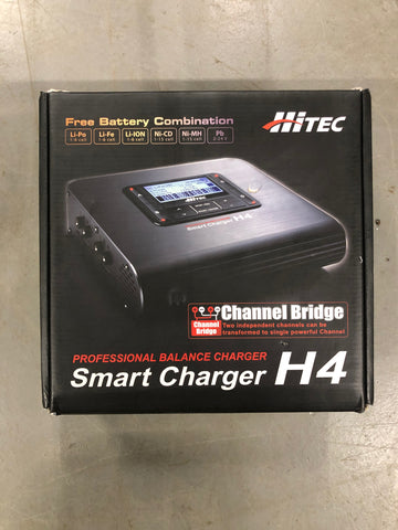 Pre-Owned HiTec H4 Smart Charger