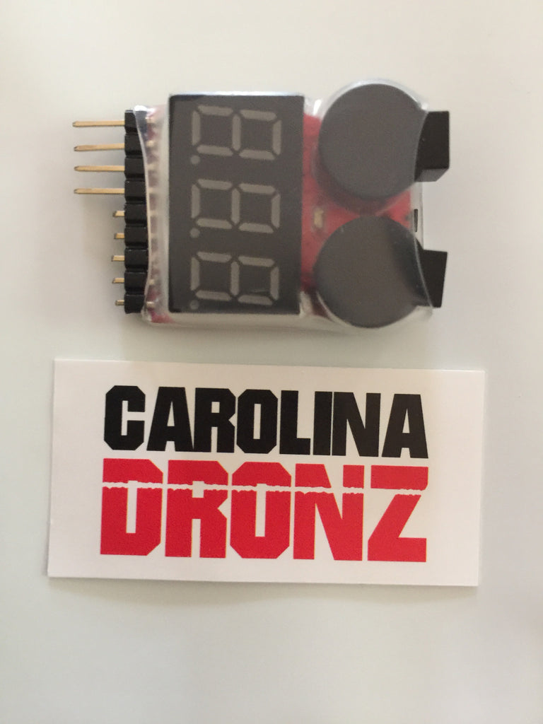 Battery Tester for YUNEEC Q500/Q500+/Q500-4K - Carolina Dronz - 1