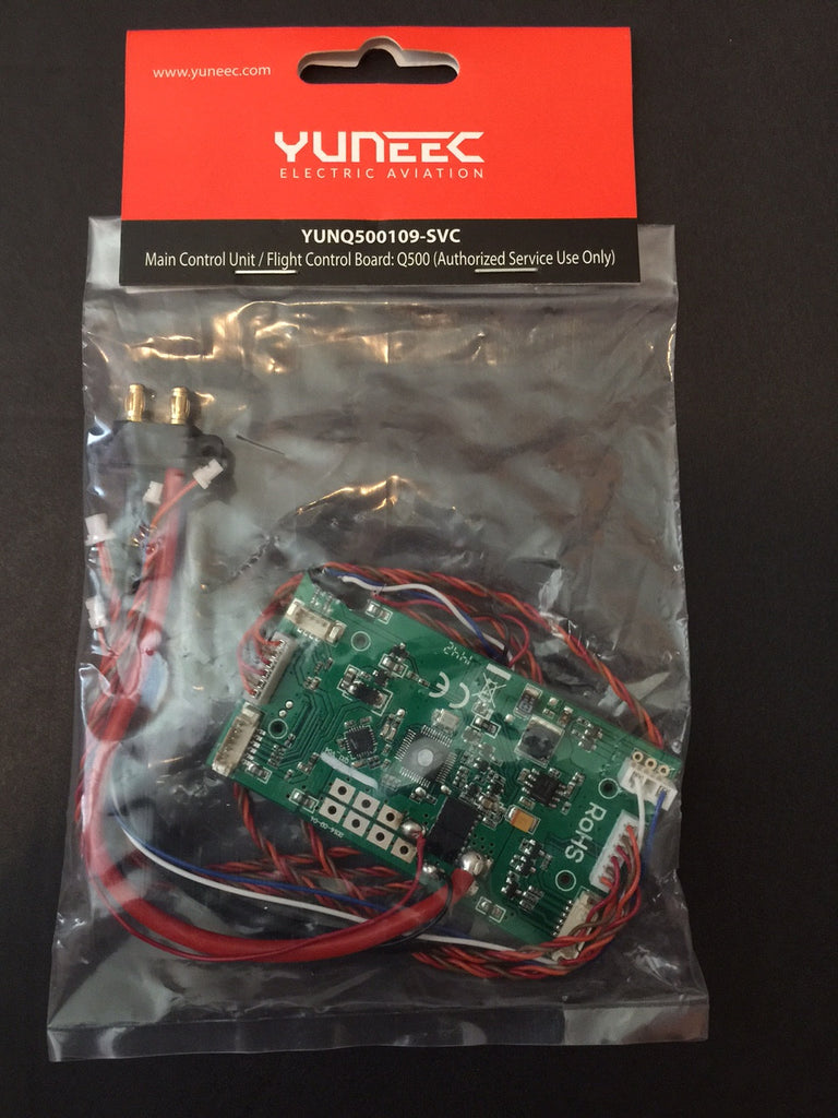 Yuneec Main Control Unit/Flight Control Board for Q500/Q500+ - Carolina Dronz - 1