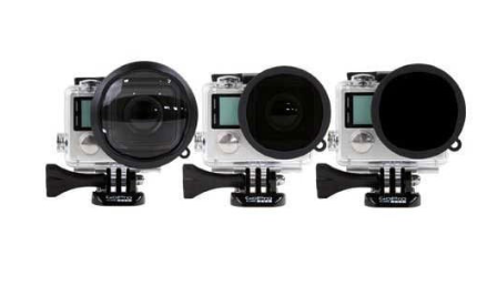 PolarPro 3 Pack Hero 3+ Edition Venture Series