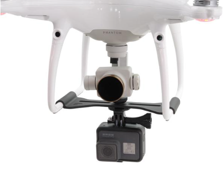 PolarPro DJI Phantom 4 Pro 360-Camera Mount