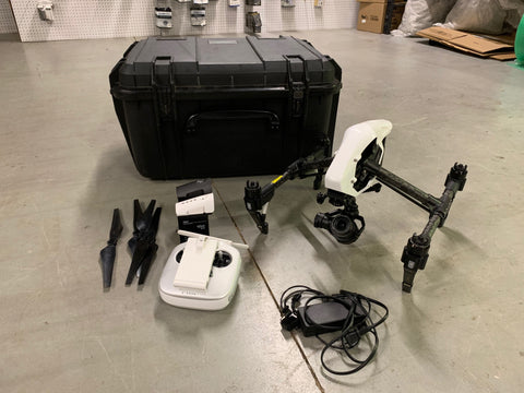 Pre-Owned DJI Inspire 1 v1 with X5 Camera & Mount