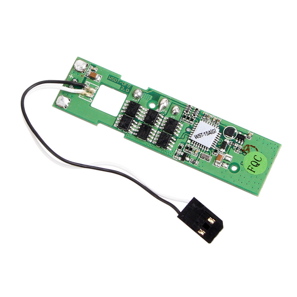 BRUSHLESS SPEED CONTROLLER GREEN (WST-15A(G)) - Carolina Dronz