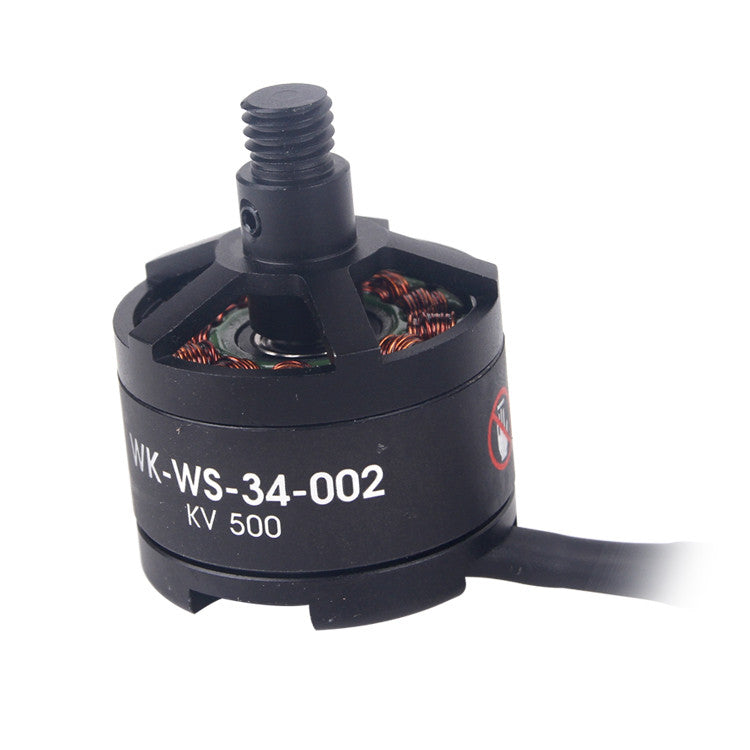 SCOUT X4 BRUSHLESS MOTOR (Levogyrate THREAD) for Scout X4 - Carolina Dronz