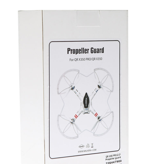 PROPELLER GUARD for X350 PRO UNITS - Carolina Dronz - 1