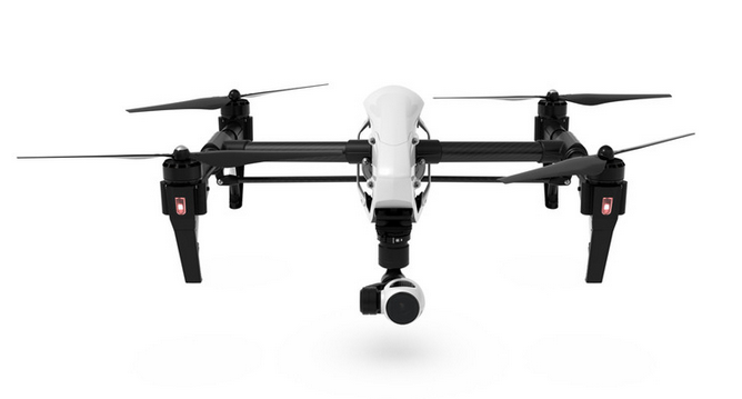 DJI Inspire 1 Quadcopter (with two Remote Controllers) - Carolina Dronz - 3