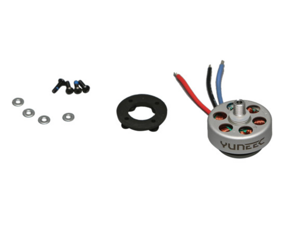 YUNEEC Brushless Motor A for Q500 (CW Rotation) - Carolina Dronz