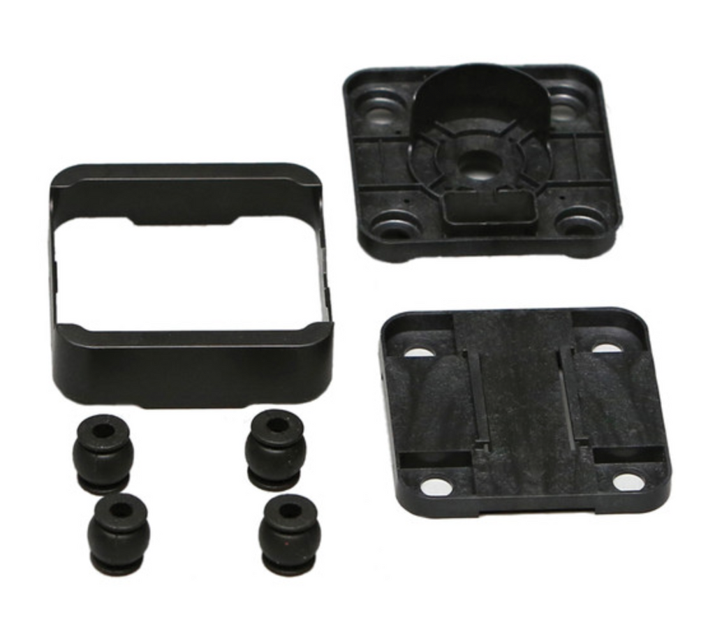 Yuneec Mounting Set CG02, CGO2+ ONLY - Carolina Dronz