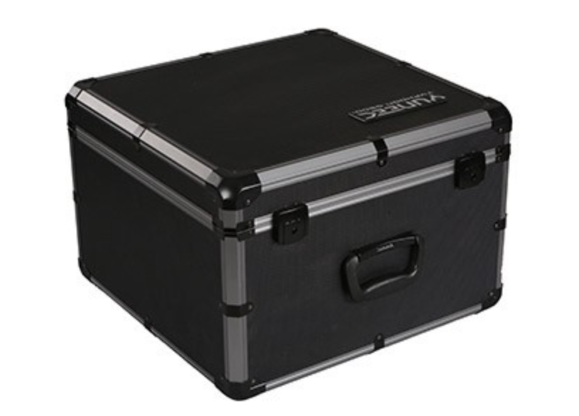 Yuneec Q500/Q500+ Black Metal Case - Carolina Dronz