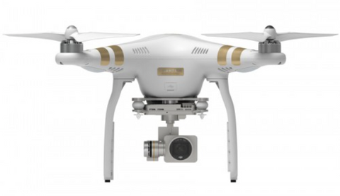 "DJI Phantom 3 ""Professional"" 4K Quadcopter - Carolina Dronz - 1"