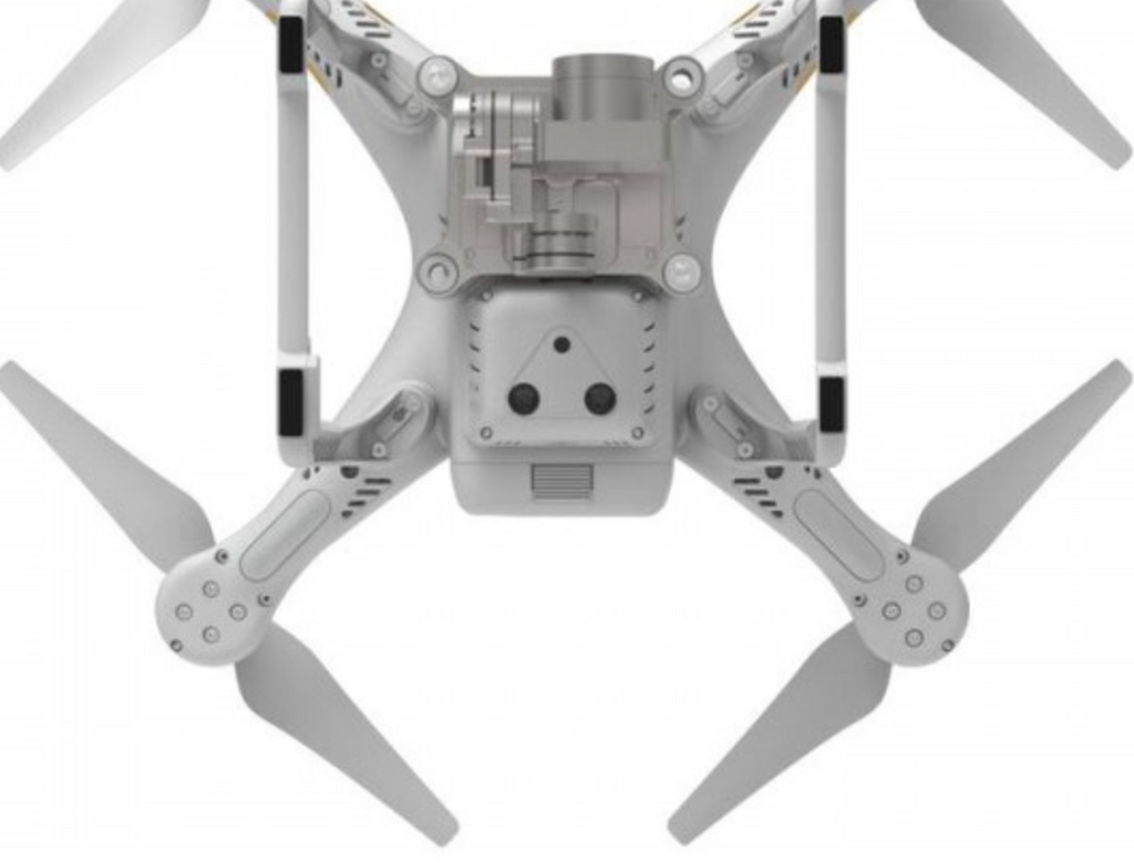 "DJI Phantom 3 ""Professional"" 4K Quadcopter - Carolina Dronz - 4"