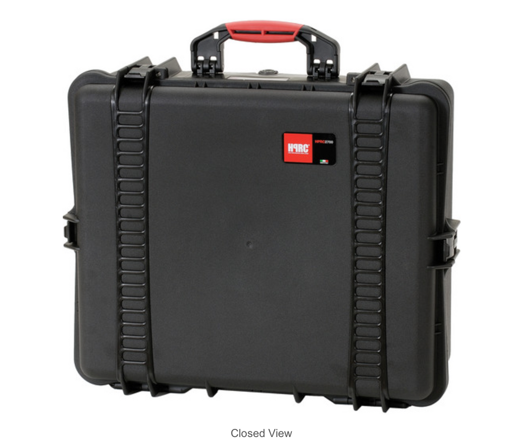 HPRC 2700PHA2 Hard Case for DJI Phantom 2 Vision / Phantom 2 Vision+ - Carolina Dronz - 2