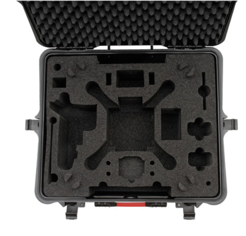 HPRC 2700PHA2 Hard Case for DJI Phantom 2 Vision / Phantom 2 Vision+ - Carolina Dronz - 6