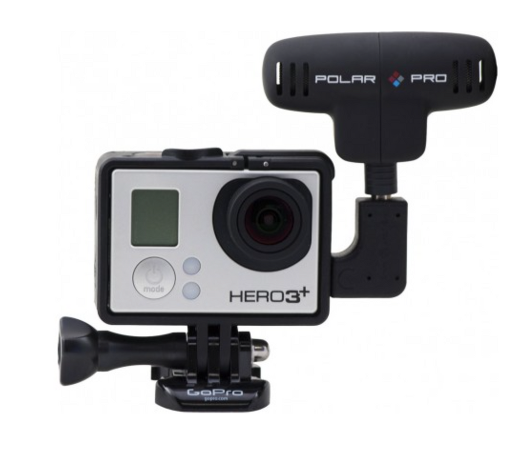 GoPro Microphone Kit-Promic - Carolina Dronz - 1