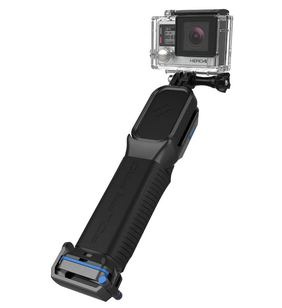 ProGrip // Floating GoPro Grip - Carolina Dronz - 1