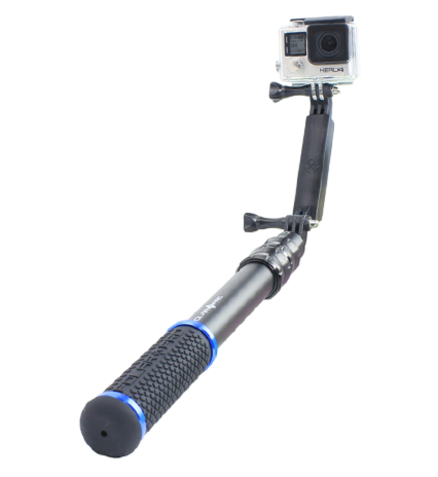 NoShow // Waterproof GoPro Extension Pole - Carolina Dronz - 1