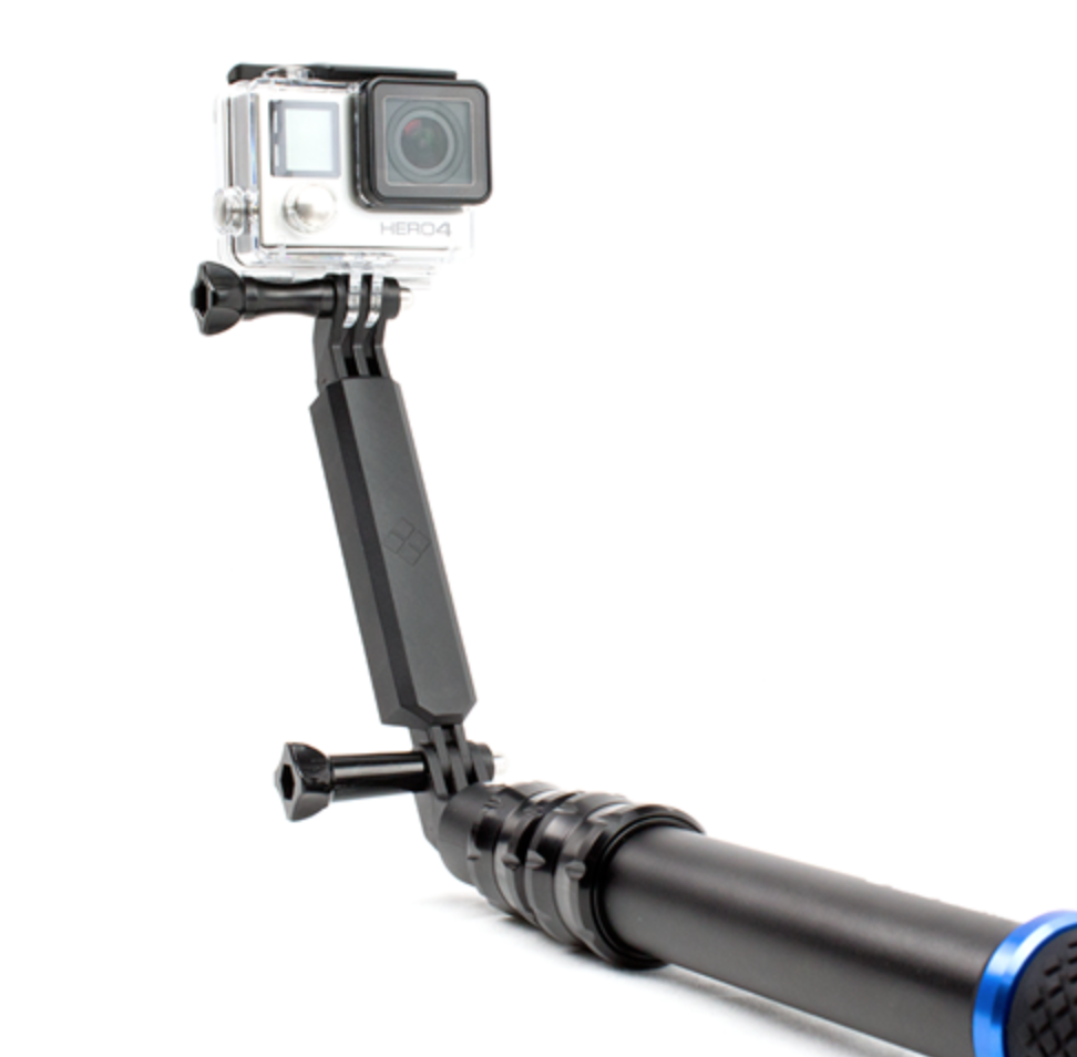 NoShow // Waterproof GoPro Extension Pole - Carolina Dronz - 2