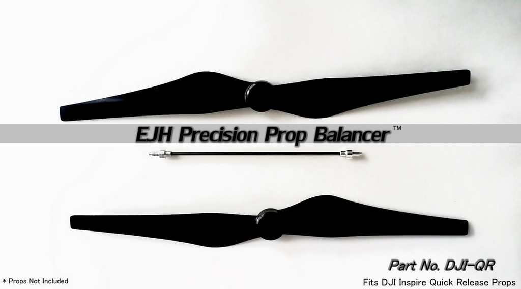 PRECISION PROP BALANCING ROD for DJI INSPIRE QUICK CONNECT PROPS - Carolina Dronz - 1