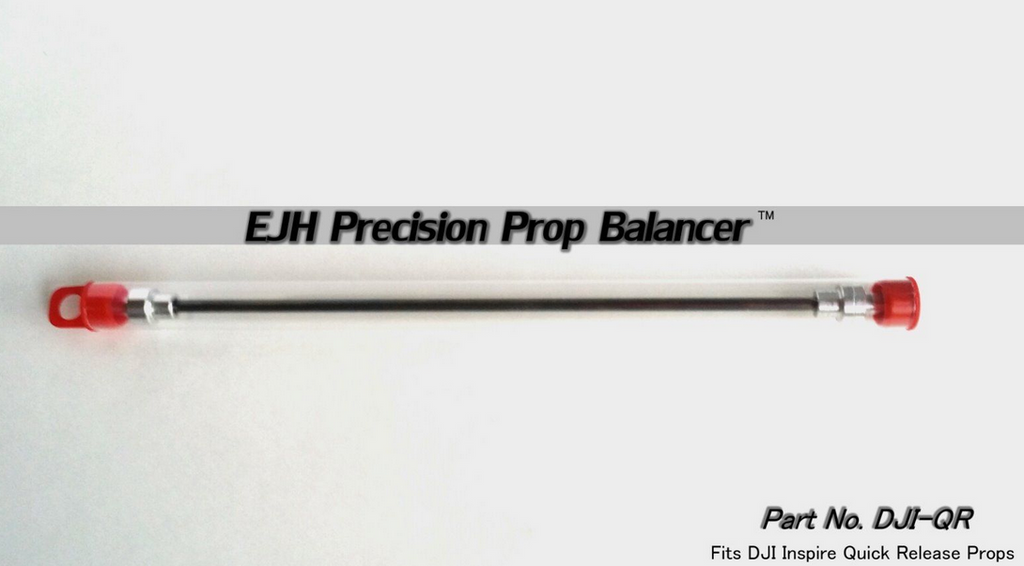 PRECISION PROP BALANCING ROD for DJI INSPIRE QUICK CONNECT PROPS - Carolina Dronz - 2