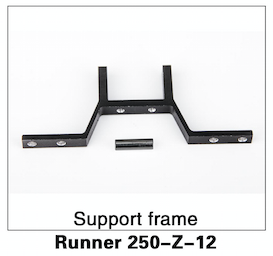 Walkera Runner 250 Support Frame - Carolina Dronz - 1