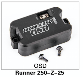 Walkera Runner 250 OSD - Carolina Dronz - 1
