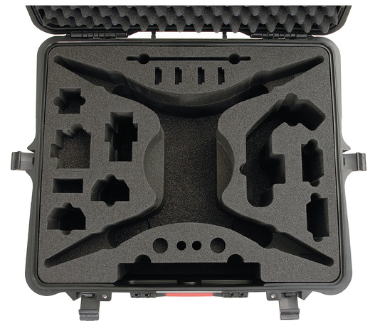 HPRC Wheeled Hard Case for 3DR Solo Quadcopter - Carolina Dronz - 3