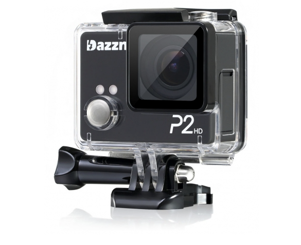 DAZZNE P2 Professional Video Camera (Black) - Carolina Dronz - 1