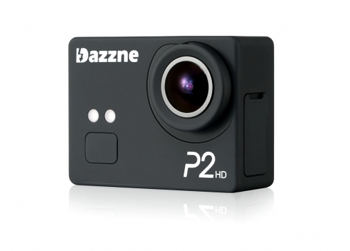 DAZZNE P2 Professional Video Camera (Black) - Carolina Dronz - 2
