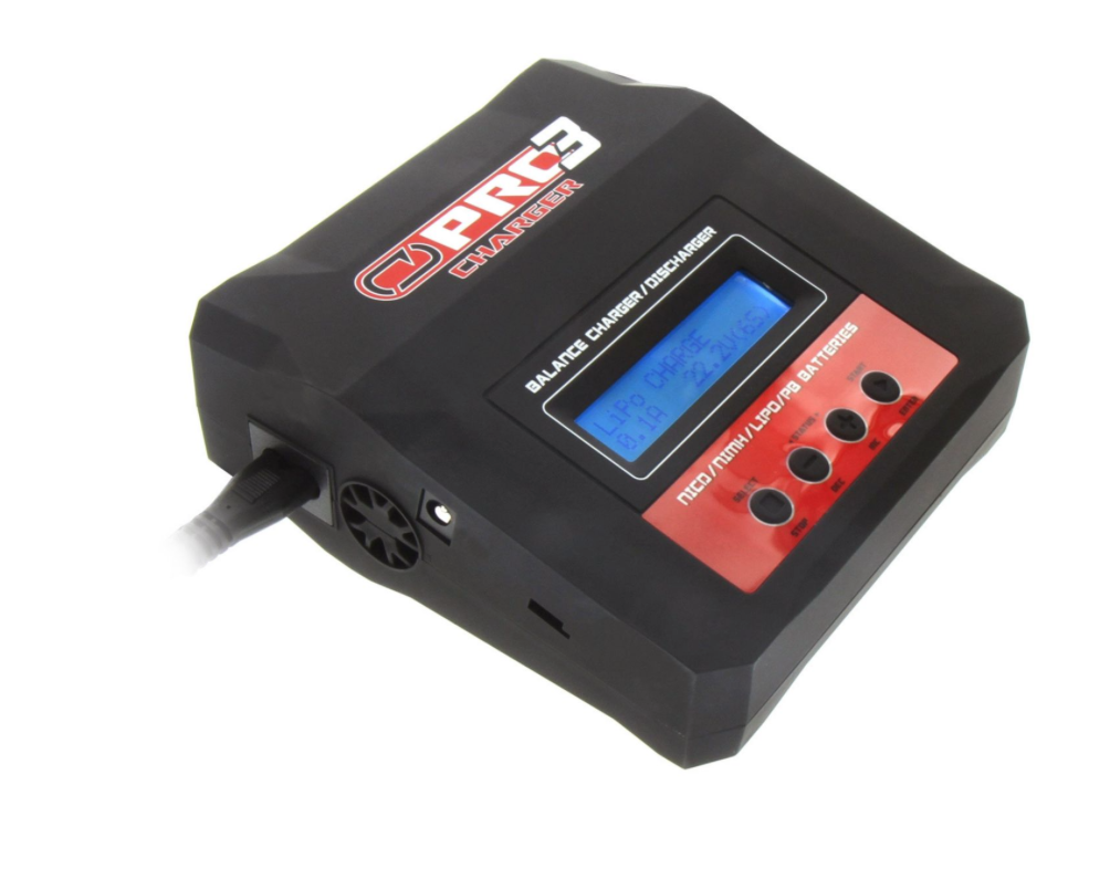 Venom Pro3 AC/DC Powered LiPo/NiMH Battery Charger - Carolina Dronz - 5