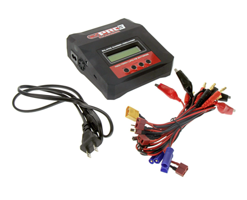 Venom Pro3 AC/DC Powered LiPo/NiMH Battery Charger - Carolina Dronz - 1