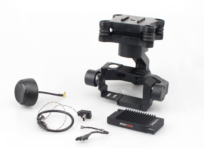 YUNEEC GB203-GoPRO Gimbal for Q500/Q500+ - Carolina Dronz - 1