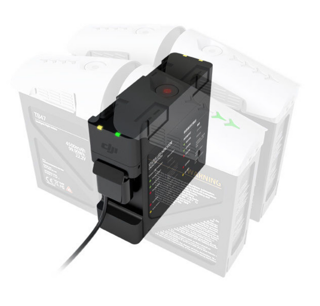 DJI Inspire 1 Battery Charging Hub - Carolina Dronz - 1