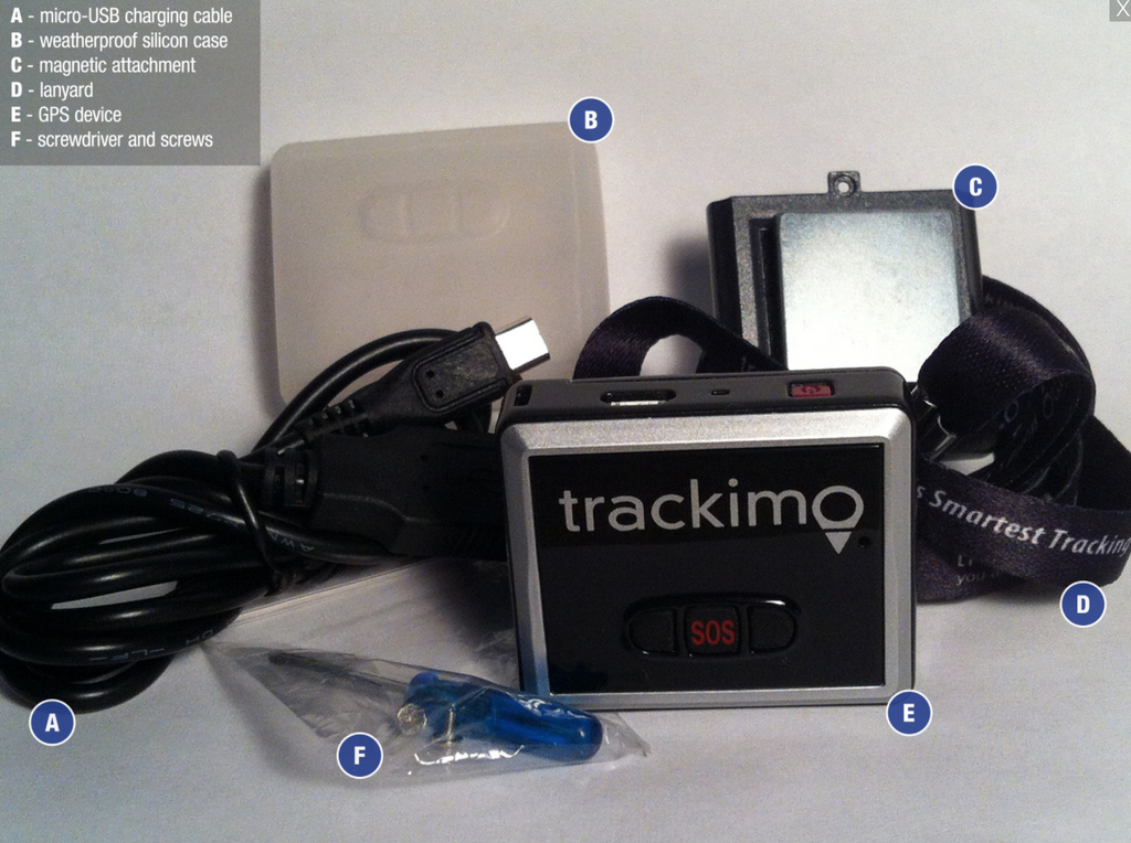 TRACKIMO Device for your Drone - Carolina Dronz - 2