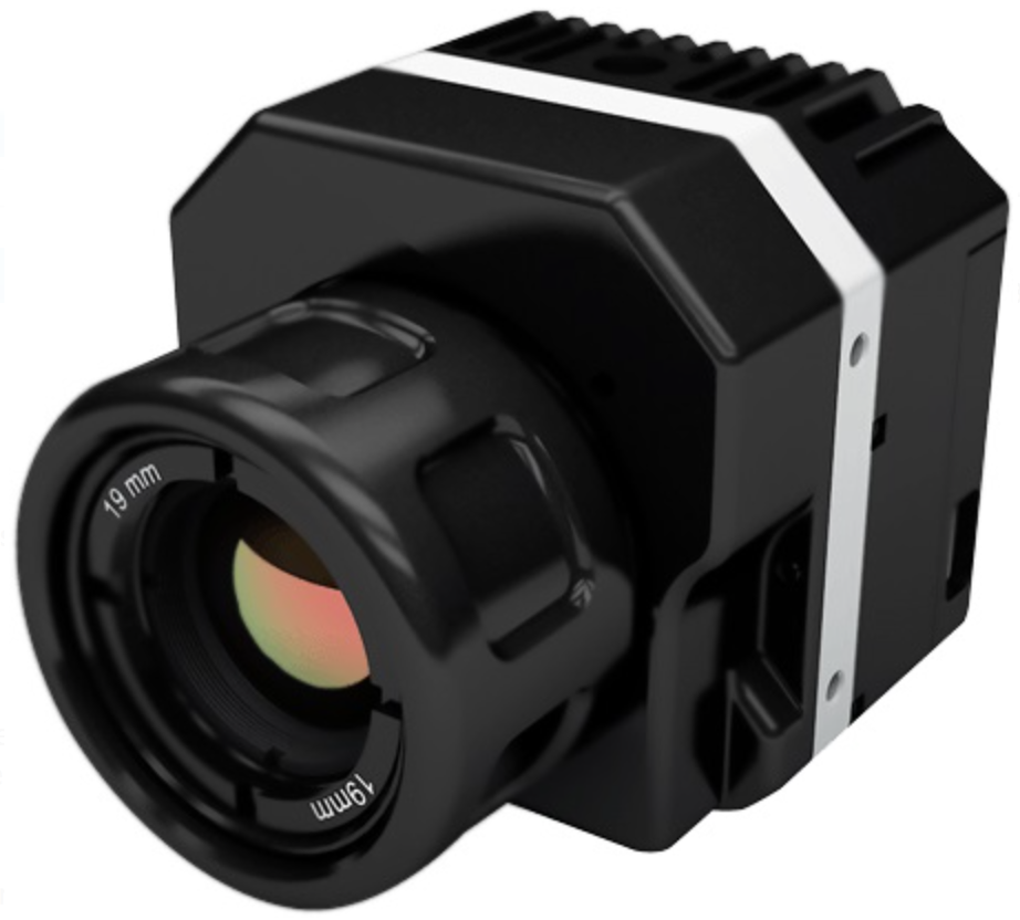 FLIR VUE THERMAL IMAGING CAMERA - 336X256 60HZ 6.8MM - Carolina Dronz - 1