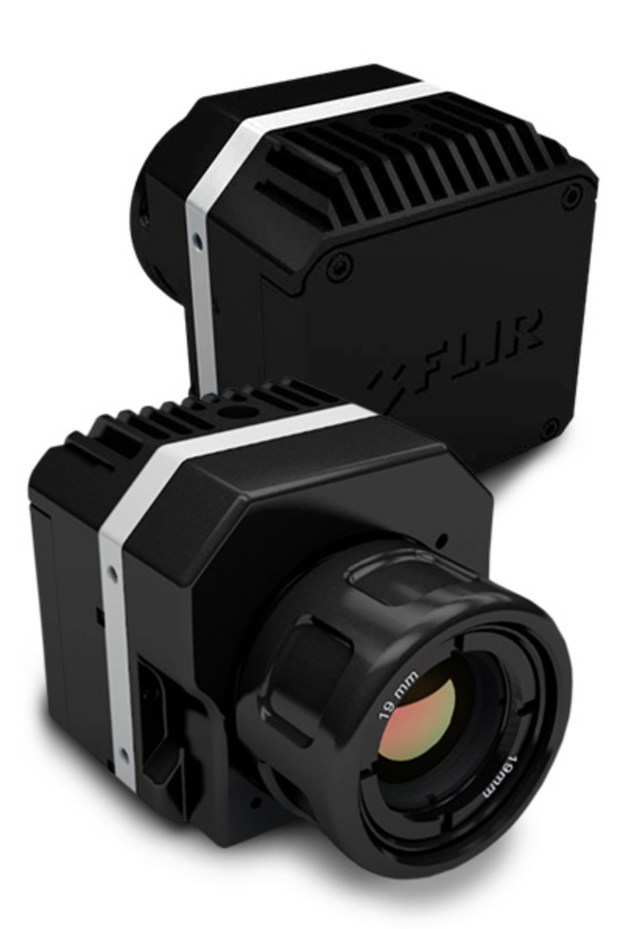 FLIR VUE THERMAL IMAGING CAMERA - 336X256 9HZ 6.8MM - Carolina Dronz - 2