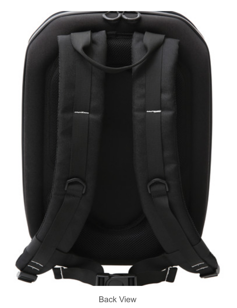 DJI Hardshell Backpack for Phantom 3 (Black, DJI Logo) - Carolina Dronz - 4