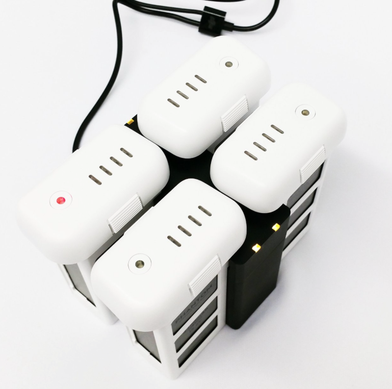 Battery Charging Hub for Multi Smart Battery Charging Phantom 3 ONLY - Carolina Dronz - 2