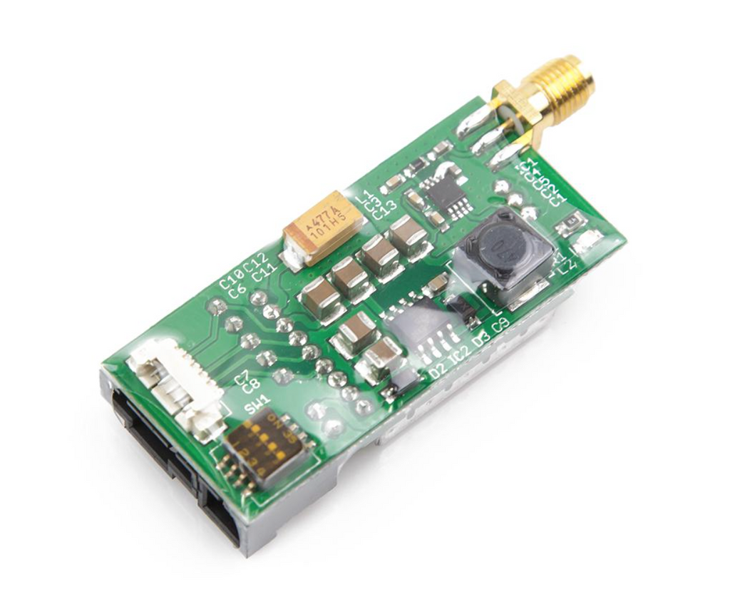 ImmersionRC - Race Band 600mW 5.8GHz A/V Transmitter - Carolina Dronz - 3