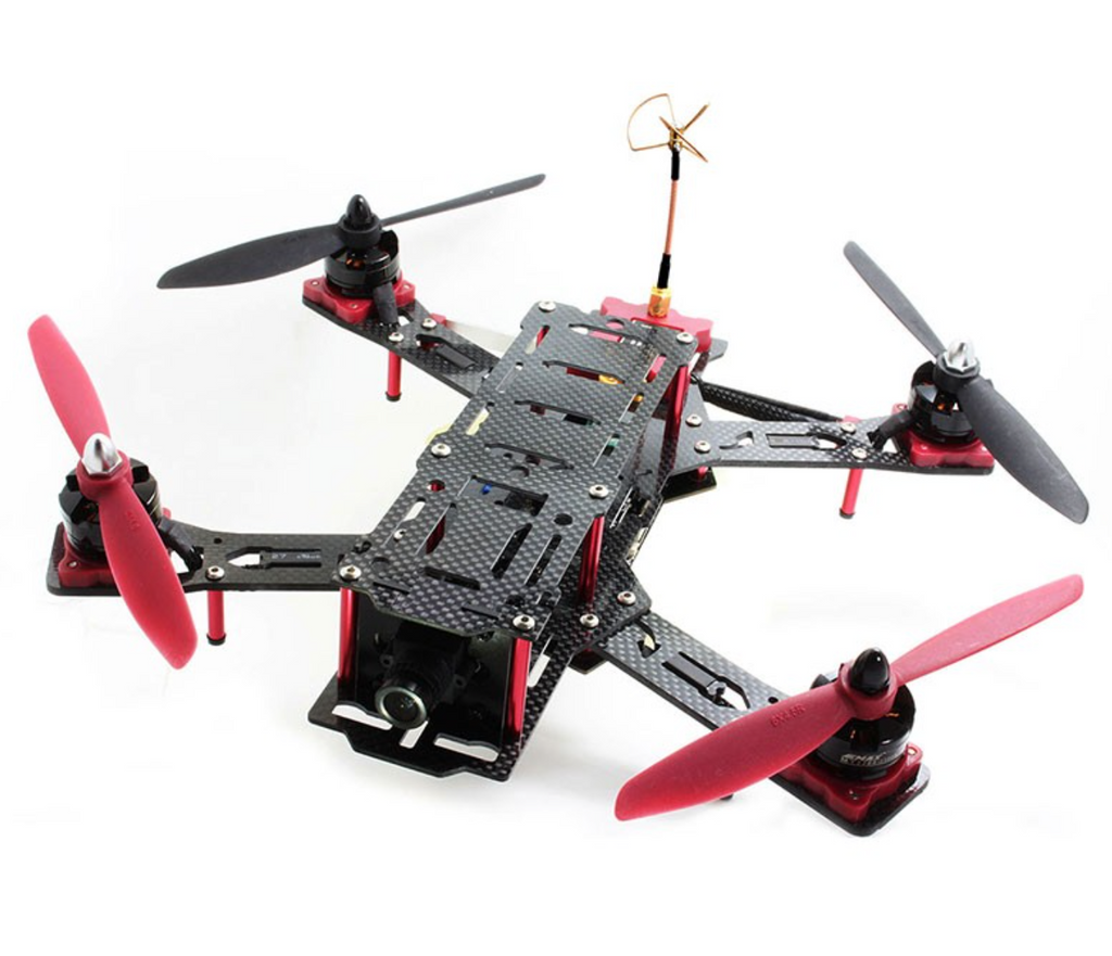 EMAX The NIGHTHAWK PRO 280 RTF - Carolina Dronz - 1