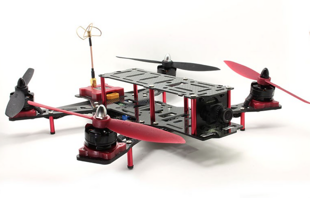EMAX The NIGHTHAWK PRO 280 RTF - Carolina Dronz - 6